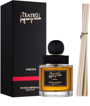 Teatro Fragranze Incenso Imperiale diffuseur d'huiles essentielles avec recharge 100 ml