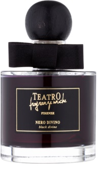 Teatro Fragranze Nero Divino aróma difúzor s náplňou 100 ml