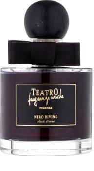 Teatro Fragranze Nero Divino Difusor de aromas con esencia 100 ml