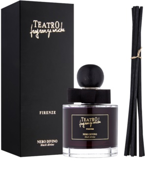 Teatro Fragranze Nero Divino Aroma Diffuser With Filling 100 ml