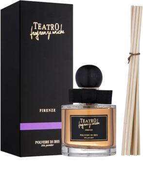 Teatro Fragranze Polvere di Iris aroma difuzér s náplní (Iris Powder) 100 ml
