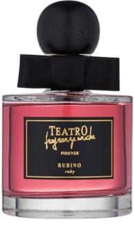 Teatro Fragranze Rubino dyfuzor zapachowy z napełnieniem 100 ml