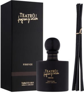 Teatro Fragranze Tabacco 1815 Aroma Diffuser met vulling 100 ml