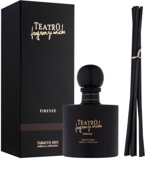 Teatro Fragranze Tabacco 1815 aroma difuzor s polnilom 100 ml