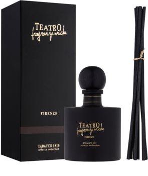 Teatro Fragranze Tabacco 1815 diffusore di aromi con ricarica 100 ml