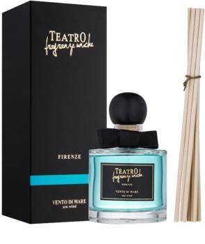 Teatro Fragranze Vento di Mare aroma difusor com recarga (Sea Wind) 100 ml