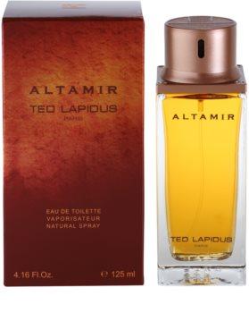 Ted Lapidus Altamir Eau de Toilette para homens 125 ml