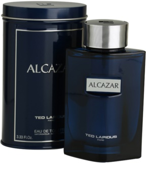 Ted Lapidus Alcazar Eau de Toilette for Men 100 ml
