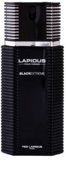 Ted Lapidus Lapidus Pour Homme Black Extreme woda toaletowa dla mężczyzn 100 ml