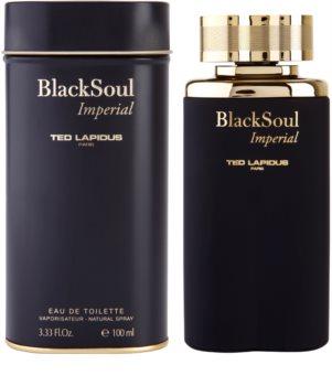 Ted Lapidus Black Soul Imperial woda toaletowa dla mężczyzn 100 ml
