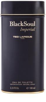 Ted Lapidus Black Soul Imperial toaletná voda pre mužov 100 ml