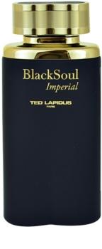Ted Lapidus Black Soul Imperial toaletná voda tester pre mužov 100 ml