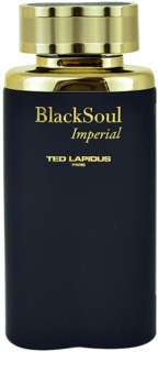 Ted Lapidus Black Soul Imperial toaletní voda tester pro muže 100 ml