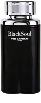 Ted Lapidus Black Soul eau de toilette para hombre 100 ml