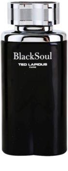 Ted Lapidus Black Soul eau de toilette pour homme 100 ml