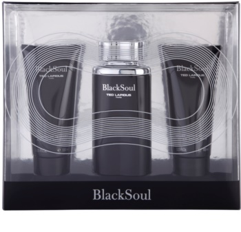 Ted Lapidus Black Soul dárková sada I.