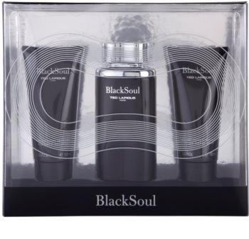 Ted Lapidus Black Soul Gift Set I.