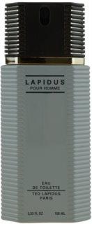 Ted Lapidus Lapidus Pour Homme eau de toilette férfiaknak 100 ml