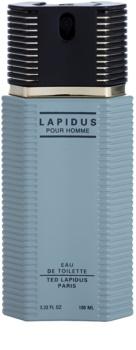 Ted Lapidus Lapidus Pour Homme toaletná voda tester pre mužov 100 ml