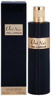 Ted Lapidus Oud Noir Eau de Parfum unissexo 100 ml