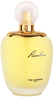 Ted Lapidus Rumba Eau de Toilette for Women 100 ml