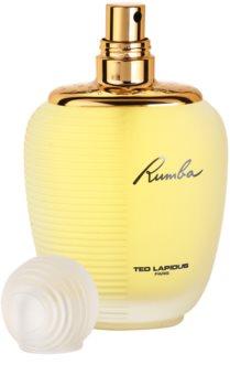 Ted Lapidus Rumba Eau de Toilette for Women 100 ml