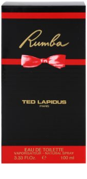 Ted Lapidus Rumba туалетна вода для жінок 100 мл