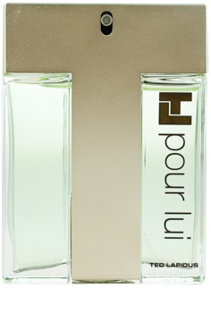 Ted Lapidus TL Pour Lui Eau de Toilette para homens 100 ml