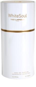 Ted Lapidus White Soul eau de parfum pentru femei 100 ml