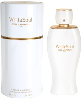 Ted Lapidus White Soul Eau de Parfum for Women 100 ml