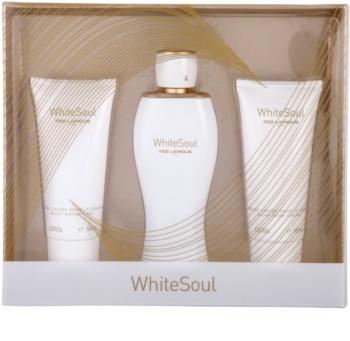 Ted Lapidus White Soul set cadou I.