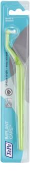 TePe Universal Care Zahnbürste zum Reinigen von Zahnersatz