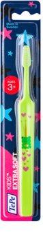 TePe Kids zubní kartáček pro děti extra soft
