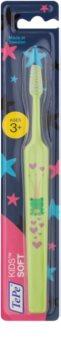 TePe Kids escova de dentes para crianças soft