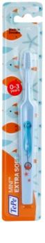 TePe Mini Illustration szczoteczka do zębów dla dzieci z małą, wąską główką extra soft