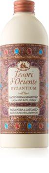 Tesori d'Oriente Byzantium sprchový krém pre ženy 500 ml