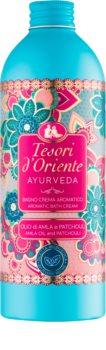 Tesori d'Oriente Ayurveda prípravok do kúpeľa pre ženy 500 ml