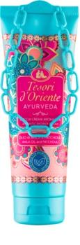 Tesori d'Oriente Ayurveda sprchový krém pre ženy 250 ml