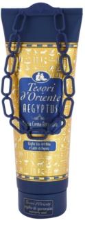 Tesori d'Oriente Aegyptus crema de ducha para mujer 250 ml