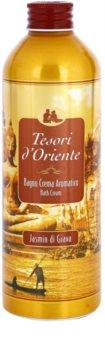 Tesori d'Oriente Jasmin di Giava prodotto per il bagno per donna 500 ml