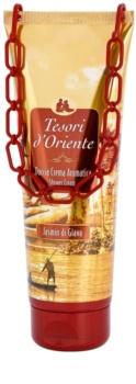 Tesori d'Oriente Jasmin di Giava sprchový gél pre ženy 250 ml