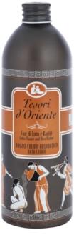 Tesori d'Oriente Lotus Flower & Acacia´s Milk koupelový přípravek pro ženy 500 ml