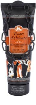 Tesori d'Oriente Lotus Flower & Acacia´s Milk Dusch Creme für Damen 250 ml