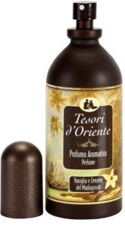 Tesori d'Oriente Vanilla & Ginger of Madagaskar woda perfumowana dla kobiet 100 ml