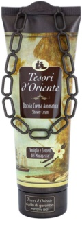 Tesori d'Oriente Vanilla & Ginger of Madagaskar gel doccia per donna 250 ml