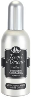 Tesori d'Oriente White Musk eau de parfum per donna 100 ml