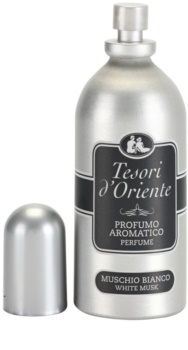 Tesori d'Oriente White Musk Eau de Parfum para mulheres 100 ml