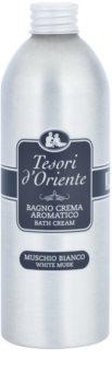 Tesori d'Oriente White Musk Badeschaum Damen 500 ml