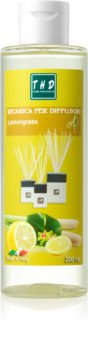 THD Ricarica Lemongrass recarga de aroma para difusores 200 ml
