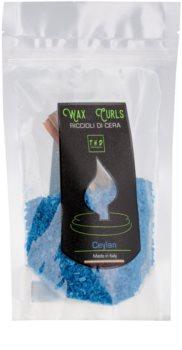 THD Wax Curls Ceylan ceară pentru aromatizator 100 g